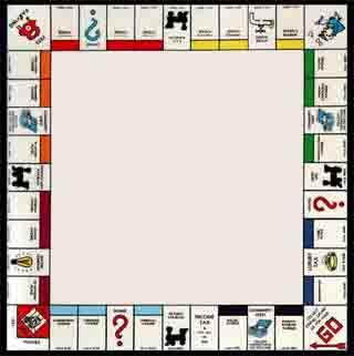 permainan monopoli pakem pada dasarnya sama dengan bentuk permainan ...